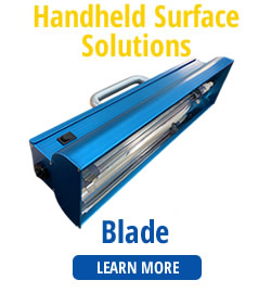 blade handheld for healthcare