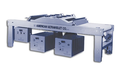 Conveyor Curing Standard 10-foot