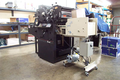 UV Coating Feeder 4